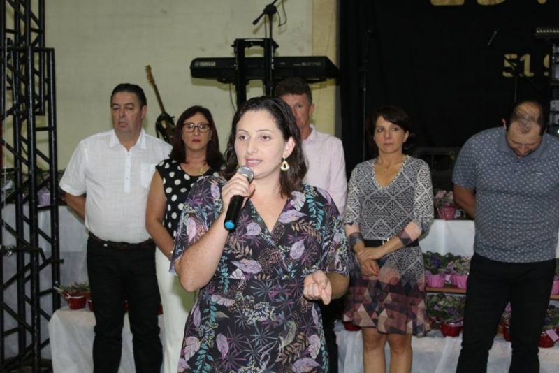 Dia 15 de março de 2019, foi realizado Evento em parceria com Administração Municipal de Doutor Ricardo-RS.