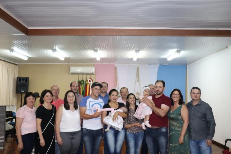 7ª edição, em Homenagem ao Bebê Prefeito do Município de Doutor Ricardo, 25/11/ 2019.